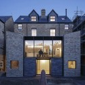 Semi-detached House / Delvendahl Martin Architects
