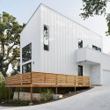 Woodland Residences / Derrington Building Studio