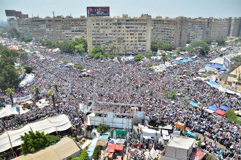 Cairo's Rabaa Massacre: Between a Murderous Army and Urban Failure