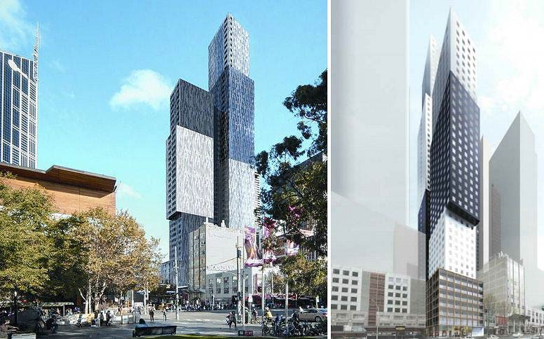 City of Melbourne okay six new towers worth $770 million