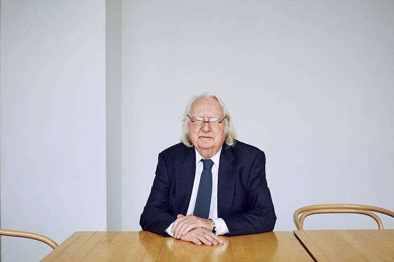 Richard Meier on the Buildings He Wishes He'd Designed