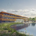 Design presented for a new education campus in Doorn, the Netherlands