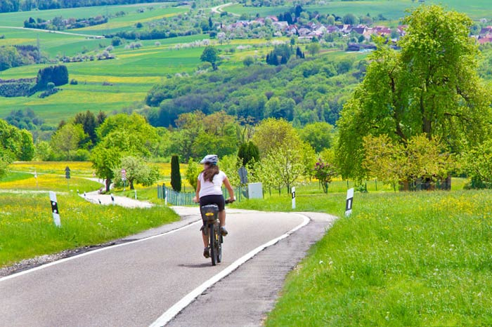 Germany Opens 62-Mile Bicycle Highway That's Completely Car-Free