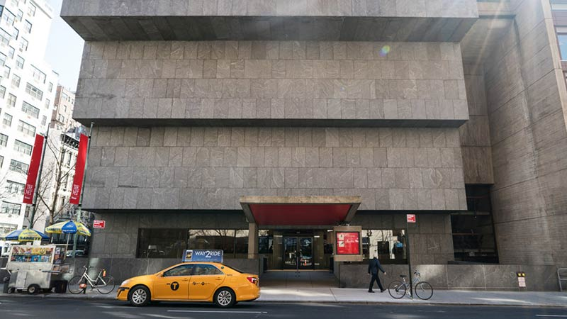 A Look at the Met Breuer Before the Doors Open