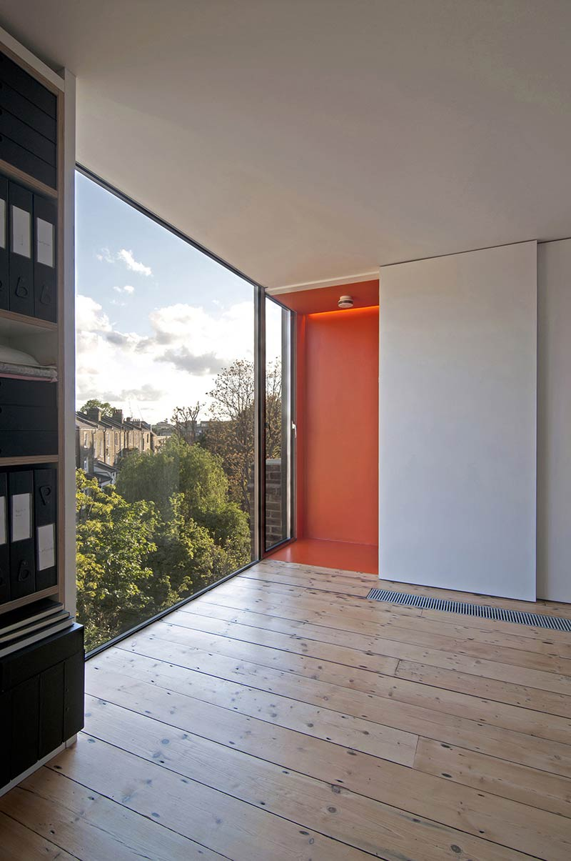 Rear window house delvendahl martin architects for Martin architects