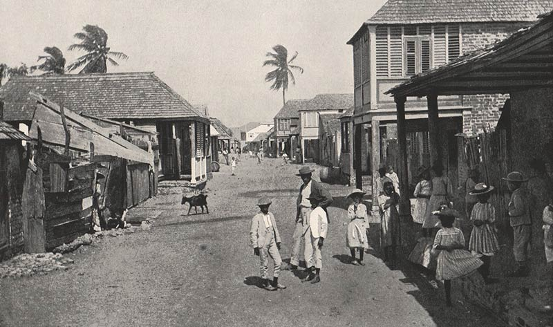 Kingston, Jamaica – a city born of 'wickedness' and disaster