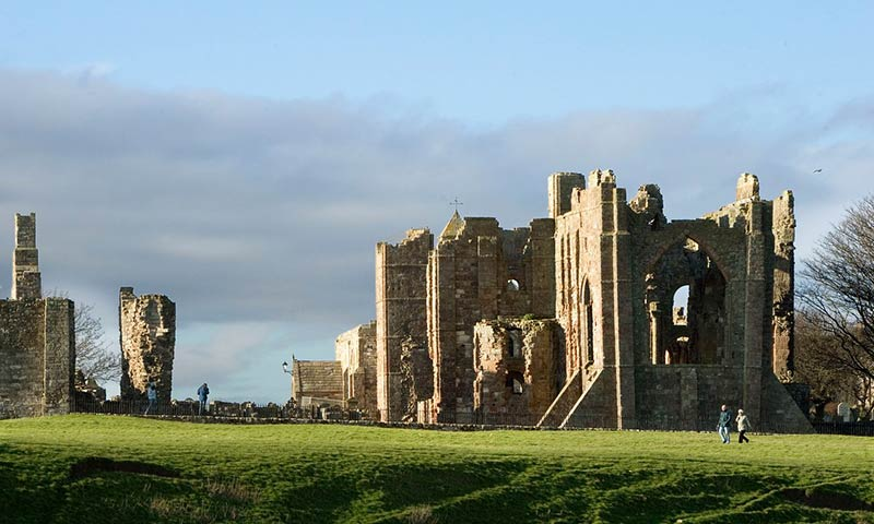Archaeologists to launch crowdfunded search for Lindisfarne monastery