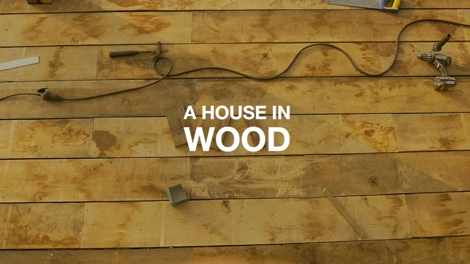 A House In Wood