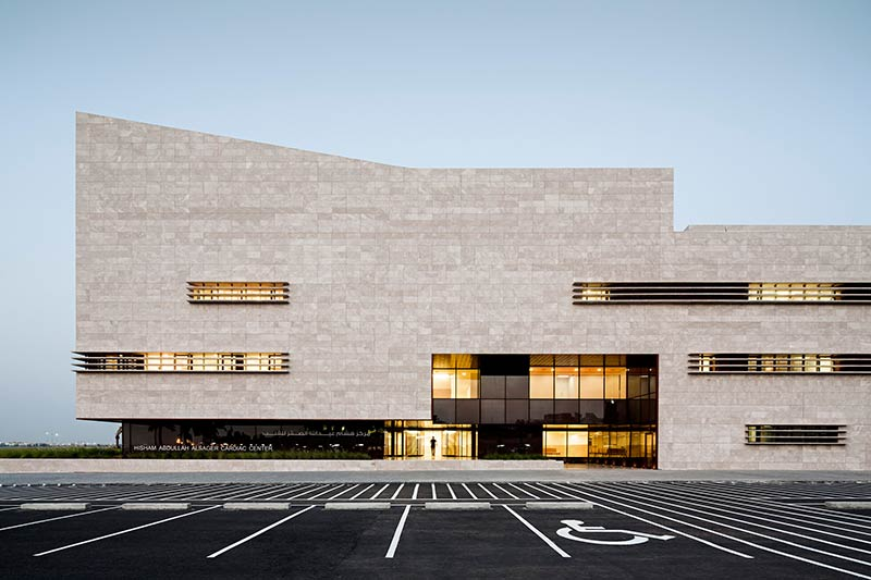 Hisham A. Alsager Cardiac Center / AGi architects