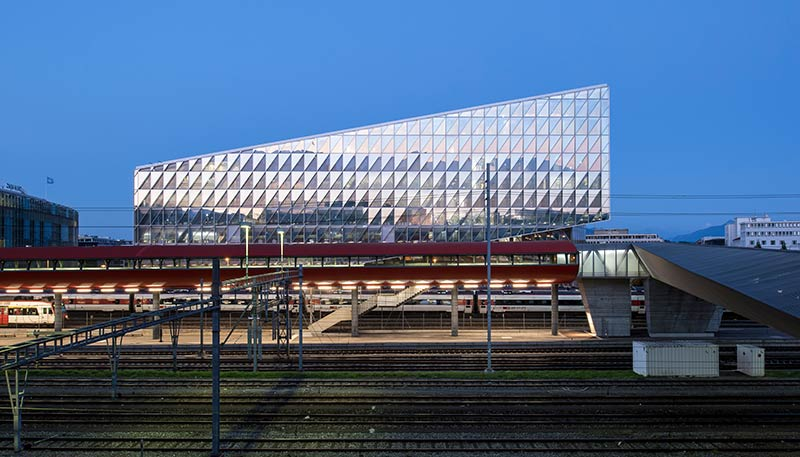 JTI Headquarters / SOM