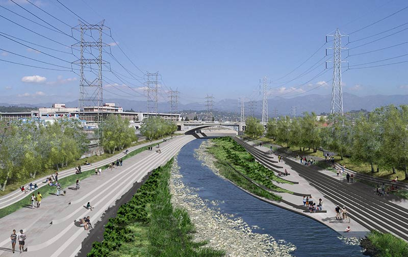Will the Los Angeles River Become a Playground for the Rich?