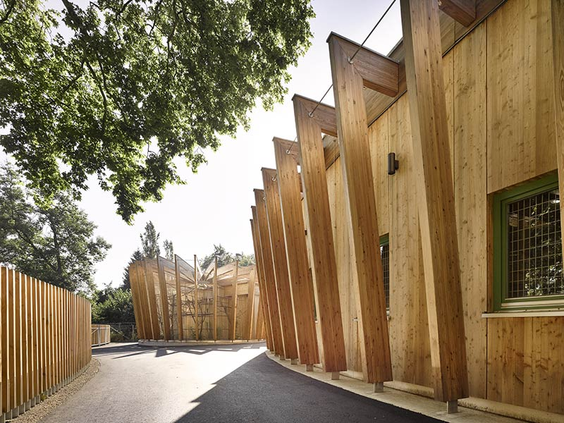 Öhringen Petting Zoo / kresings architektur GmbH
