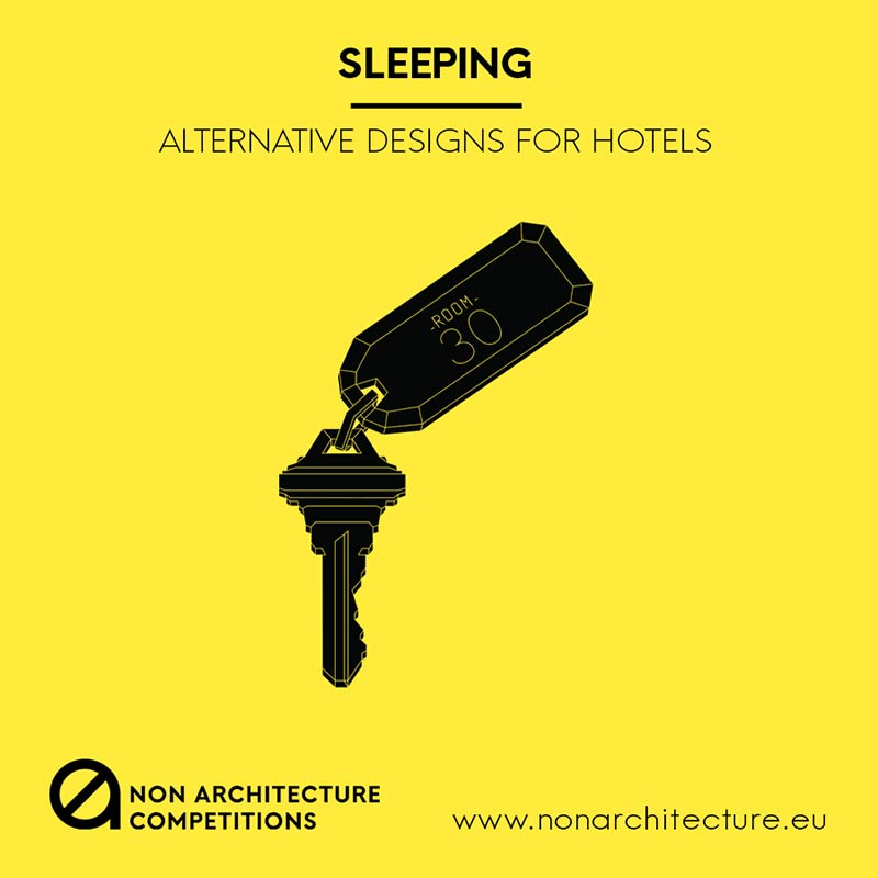 Call for submission - Sleeping: Alternative designs for hotels