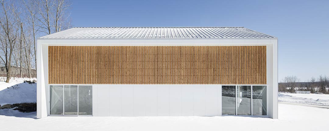La Taule - Training center / Architecture Microclimat