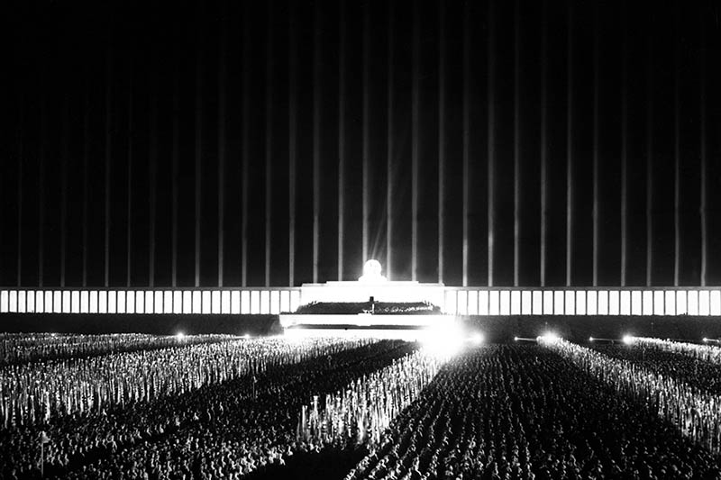 Michael J. Lewis - On the architectural horror of Albert Speer