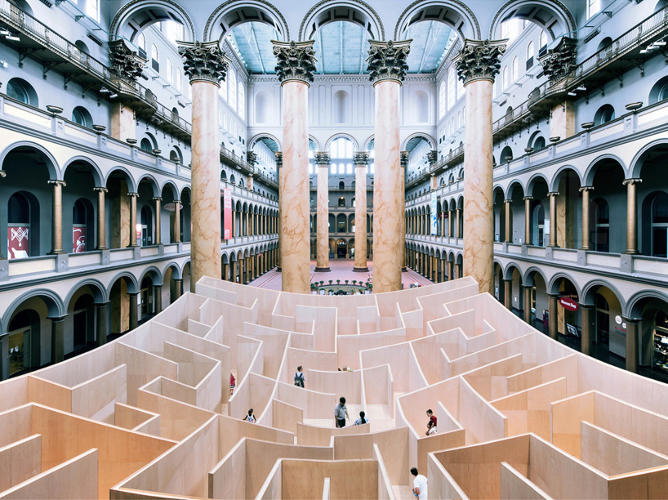 How A D.C. Museum Made People Give A Crap About Architecture