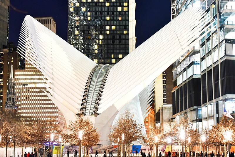 Beyond the Hype, Santiago Calatrava's $4 Billion Transportation Hub Is a Genuine People's Cathedral