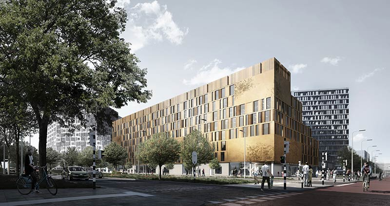 SHL to design a new educational facility at the University of Applied Sciences Utrecht