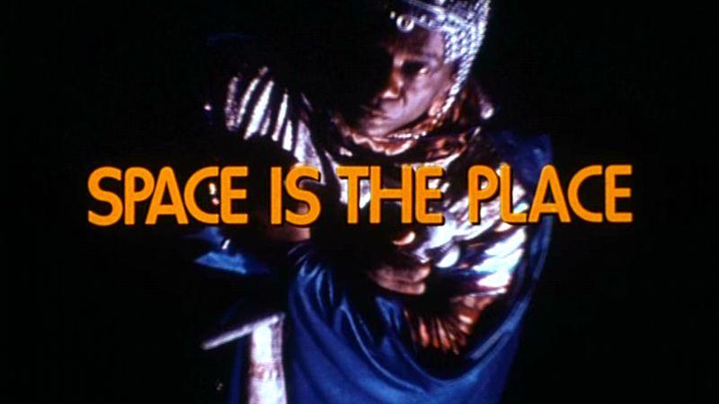 Space is the Place: The Architecture of Afrofuturism
