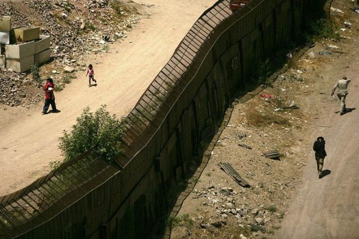 The problem with designing trump's border wall