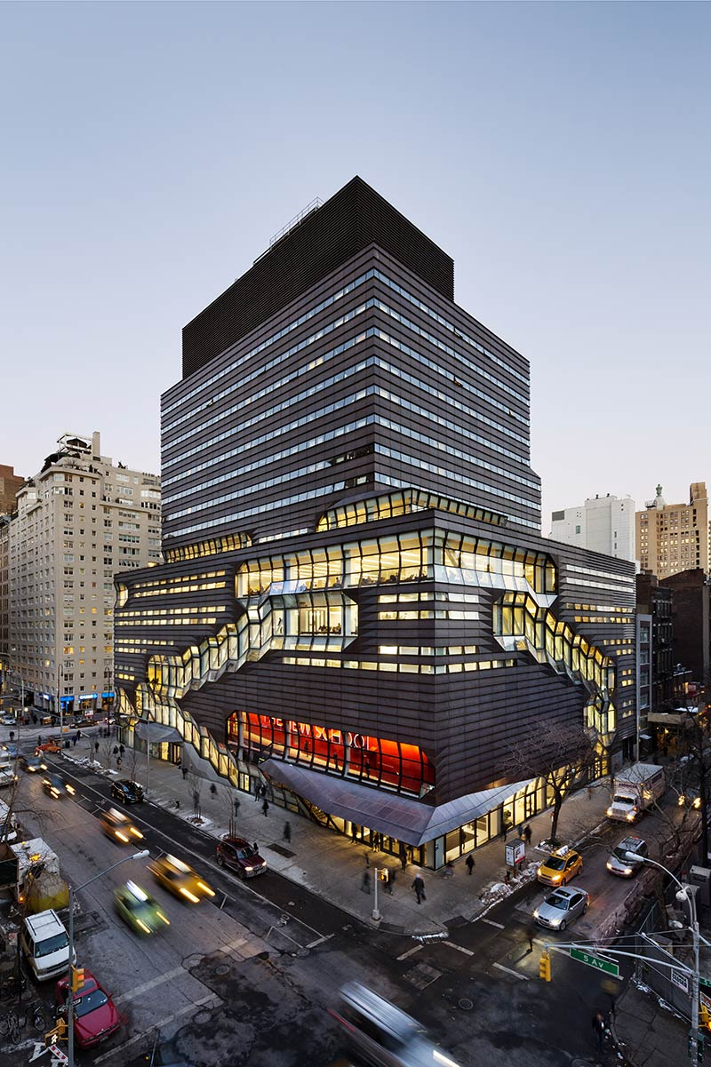 University Center, The New School / SOM