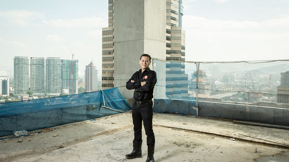 No starchitects here: veritas rise to a top malaysian architecture firm