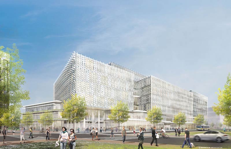 Harvard University receives final approval for Science and Engineering Complex designed by Behnisch Architekten