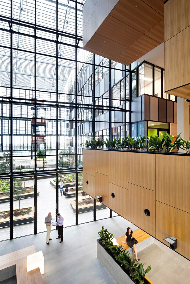 Ecosciences Precinct / Hassell