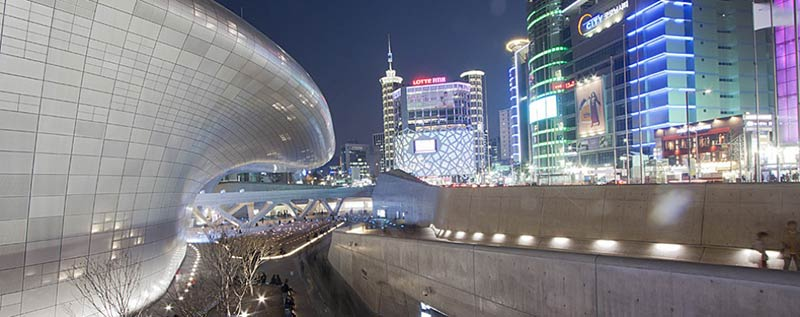 On Zaha Hadid's Dongdaemun Design Plaza