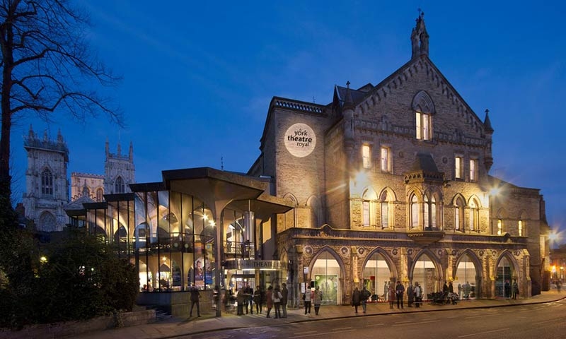 York Theatre Royal reopens after months of refurbishment