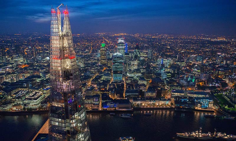 Calls for London-wide approach to new towers affecting capital skyline