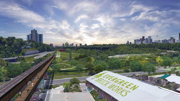 A superpark hides in Toronto's Don Valley, waiting to be discovered