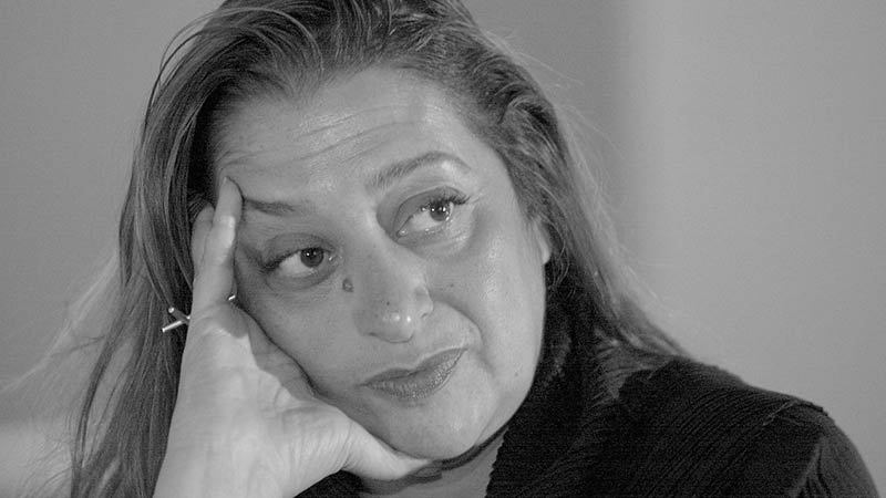 The devastating loss of Zaha Hadid for women in architecture