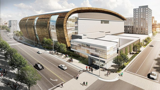 There's still time to improve awkward elements of Milwaukee Bucks arena