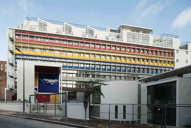 Le Corbusier's restored Paris shelter to open to the public