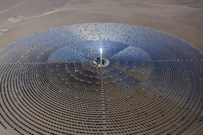 Solar And Wind Energy May Be Nice, But How Can We Store It?