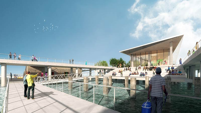 St. Petersburg City Council Approves Schematic Design for New St. Pete Pier