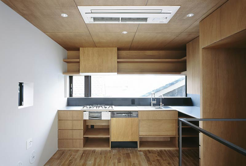 Nest / APOLLO Architects & Associates