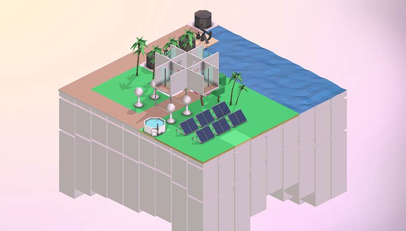"'Blockhood"" - the cool eco-architecture game"