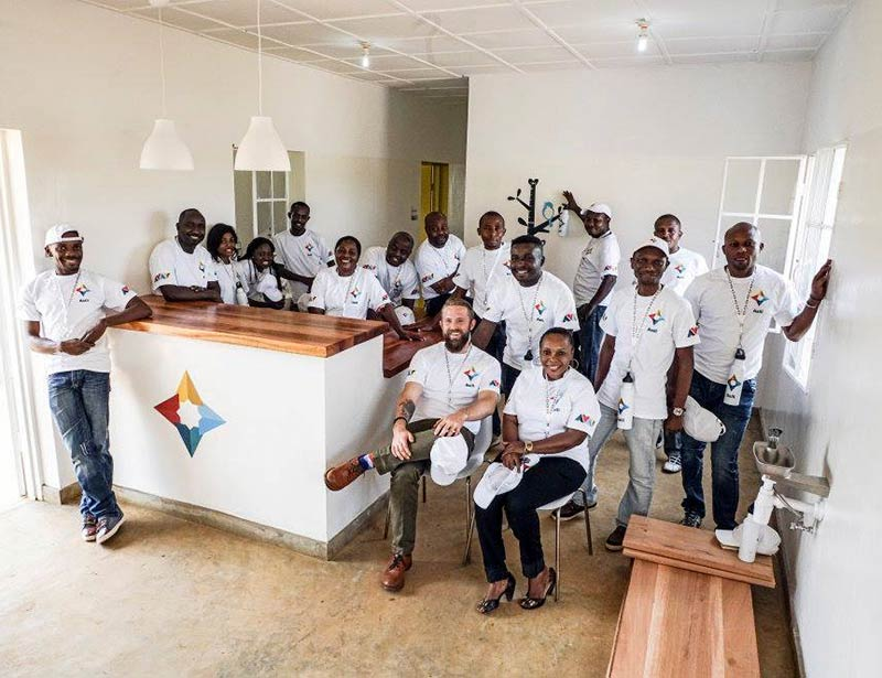 RSP Architecture play key role in Congo clinic