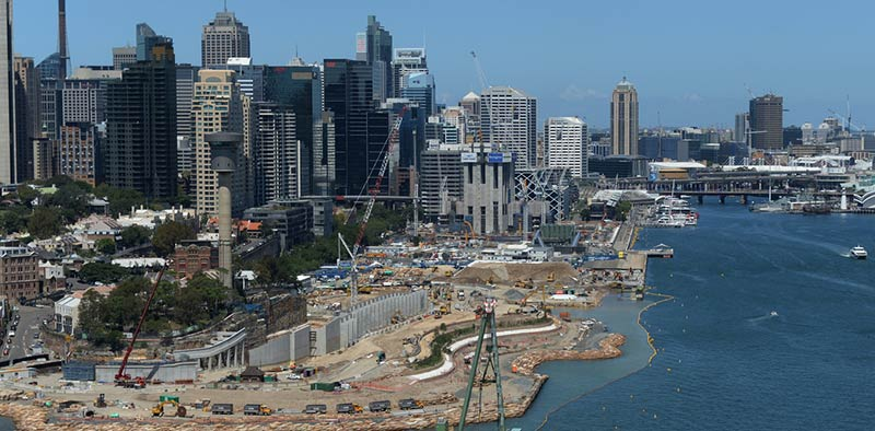 Sydney risks becoming a dumb, disposable city for the rich