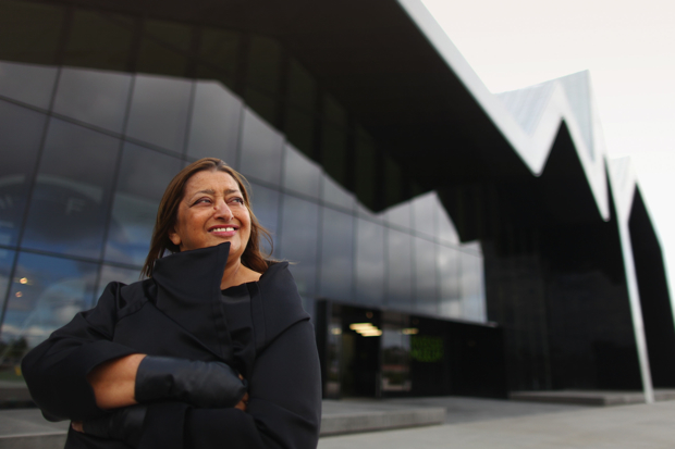 Zaha Hadid was one of architecture's greatest narcissists