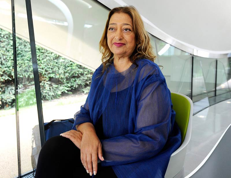 The Social Art of Zaha Hadid, Architecture's Most Engaging Presence