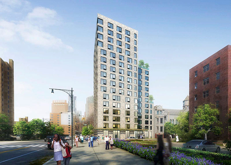 500 Affordable Units to Rise on Housing Authority Land in Bronx and Brooklyn