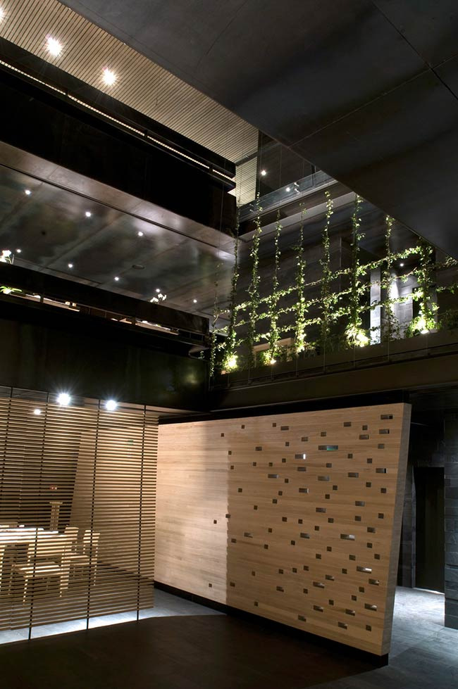OCA Restaurant / Entasis Architects
