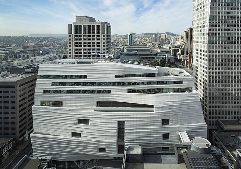 San Francisco Museum of Modern Art / Snøhetta