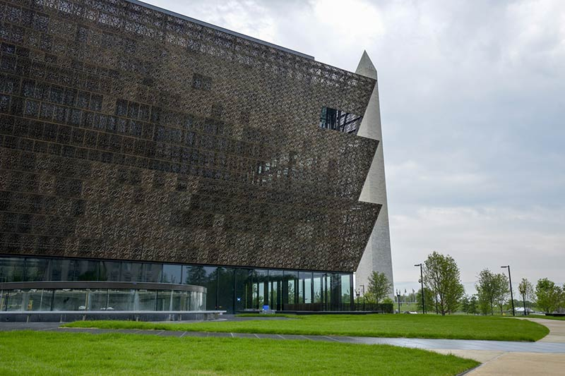 A first look inside the Smithsonian's African American museum