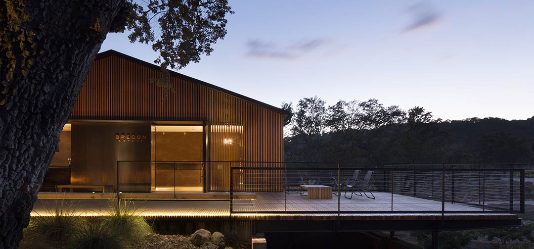Brecon Estate Winery / Aidlin Darling Design