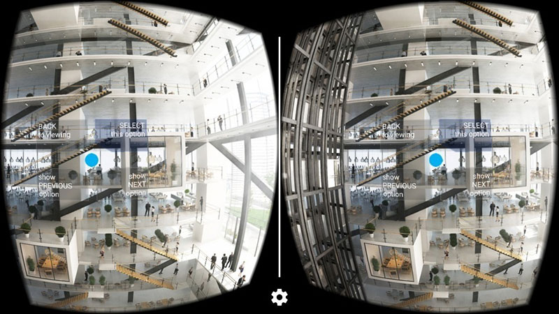 NBBJ and Visual Vocal to Develop Virtual Reality-Based Productivity Platform