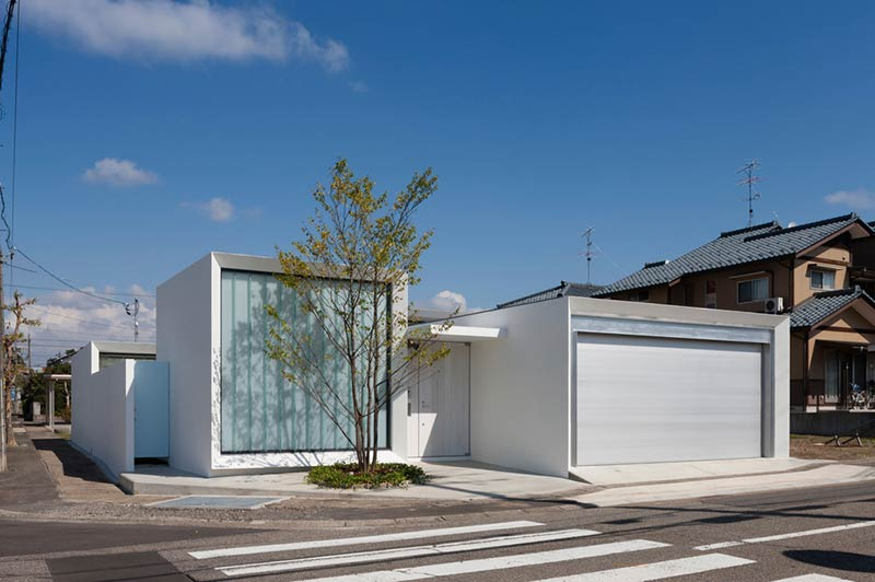The House for Contemporary Art by Ryumei Fujiki + Yukiko Sato / F.A.D.S